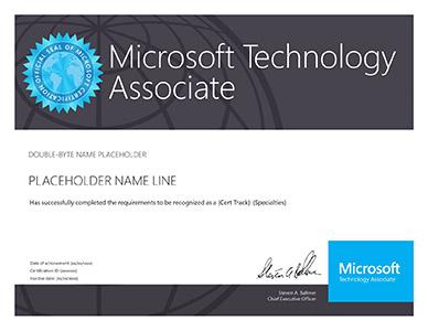 MTA certification
