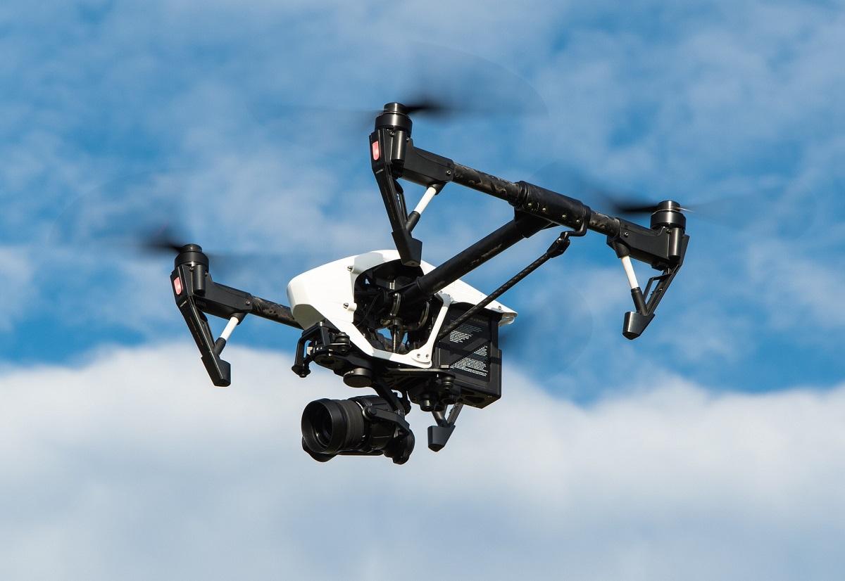 โดรนเทคโนโลยีใหม่แห่งการถ่ายภาพ