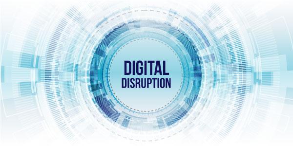 Digital Disruption : สร้างนวัตกรรมด้วยกลยุทธ์ใหม่ที่มีเทคโนโลยีเป็นตัวกลาง
