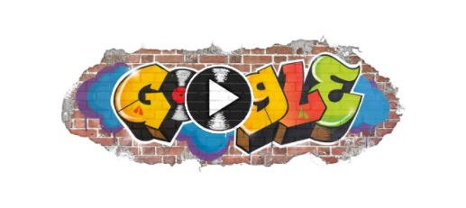 Google Doodle วันนี้ : ครบรอบ 44 ปีของแนวเพลงฮิปฮอป