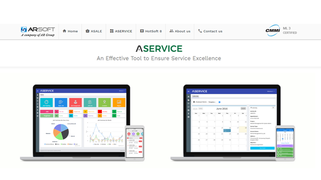 ASERVICE เครื่องมือช่วยจัดการบริการของคุณได้อย่างมืออาชีพ