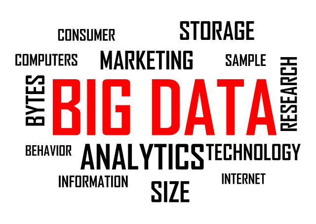 แนวโน้มเทคโนโลยีที่เข้ามาเพิ่มแหล่งข้อมูล Big Data ใหม่ ๆ ในปี 2018