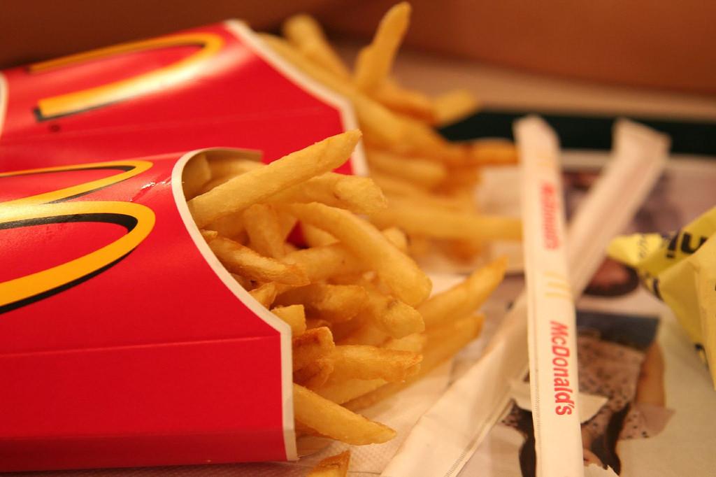 นักวิทยาศาสตร์อ้างถึงสารเคมีในเฟรนช์ฟรายส์ ของ McDonald  ที่สามารถช่วยรักษาศีรษะล้านได้