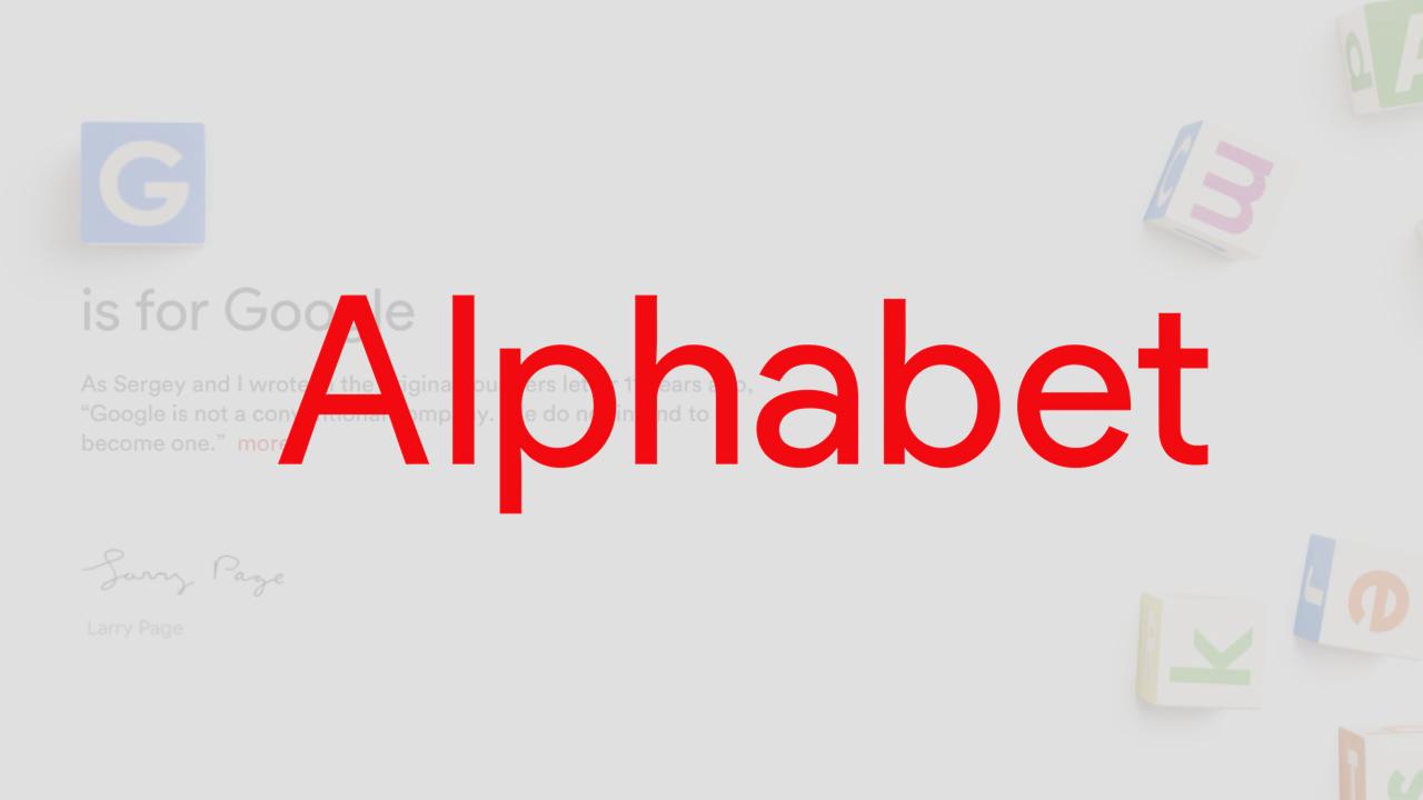 Alphabet เปิดตัวบริษัทรักษาความปลอดภัยใหม่ ช่วยองค์กรจากภัยคุมคามบนโลกไซเบอร์