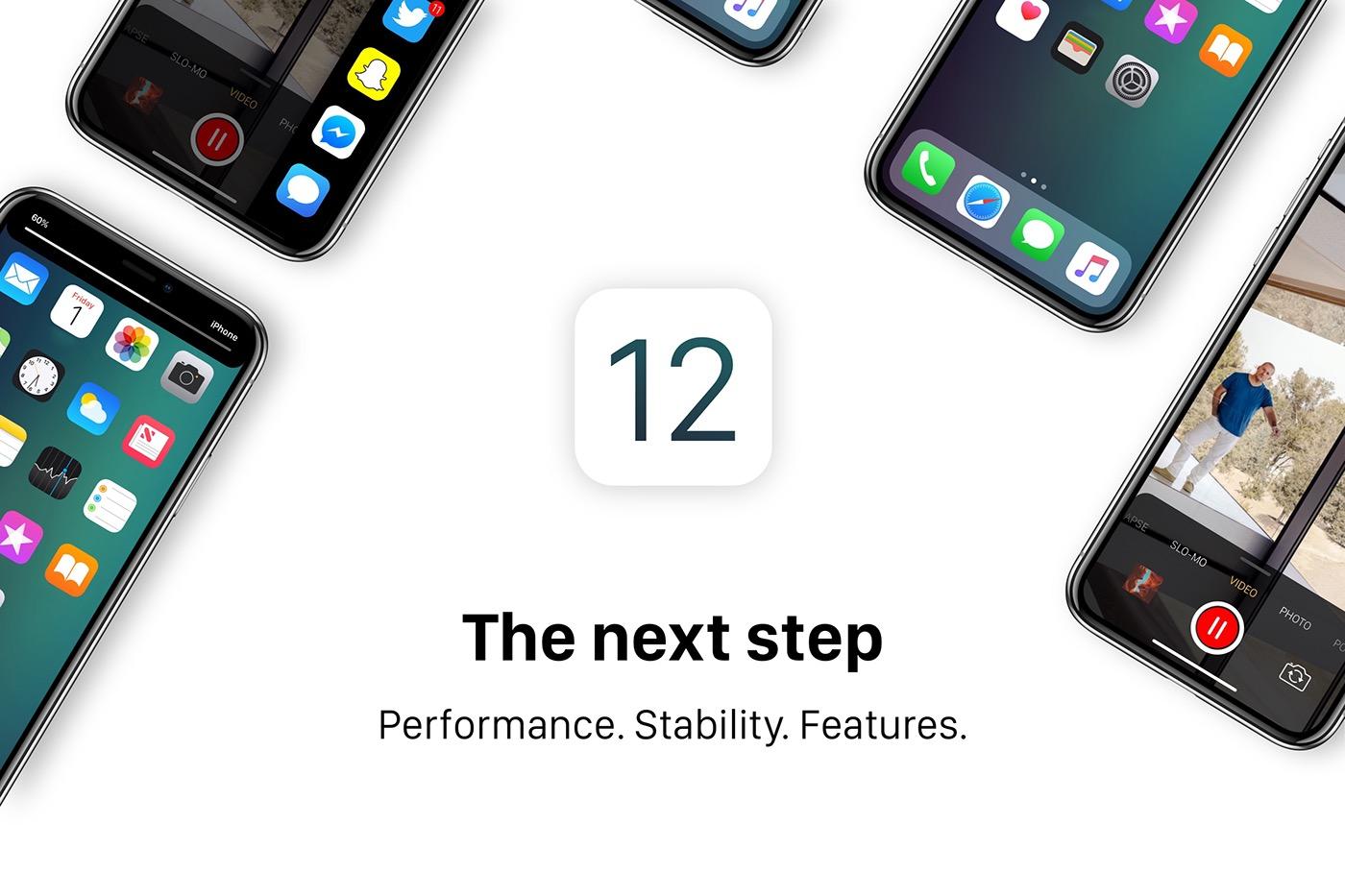 เผยคอนเซ็บต์ iOS 12 และความสวยงามของระบบปฏิบัติรูปแบบใหม่ที่เราจะได้พบกันเร็ว ๆ นี้