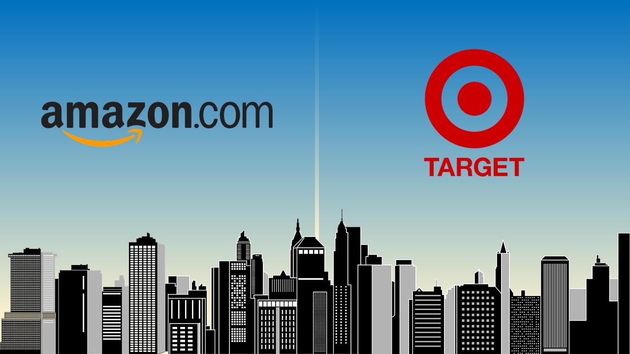 นักวิเคราะห์คาดการณ์ Amazon จะเข้าซื้อ Target ในปี 2018