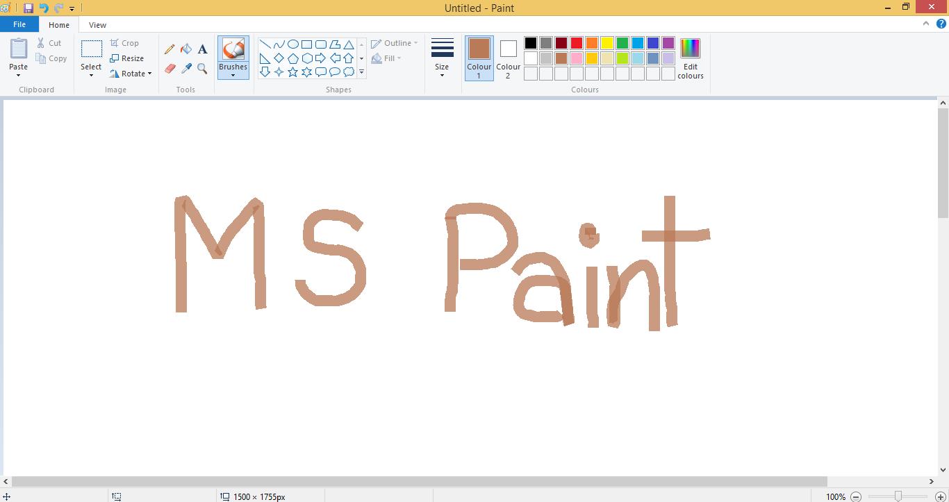 ปิดฉาก 32 ปีของโปรแกรม Paint หลัง Microsoft จะยุติการพัฒนาโปรแกรมแล้ว