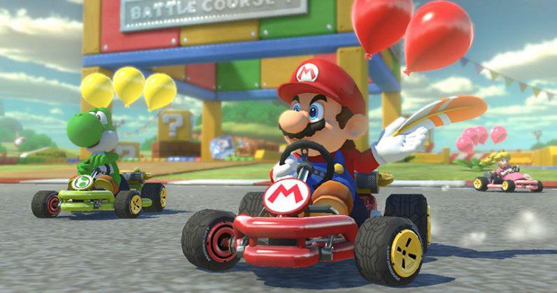 Nintendo ประกาศเตรียมปล่อย Mario Kart ในสมาร์ทโฟนเดือนมีนาคม 2019