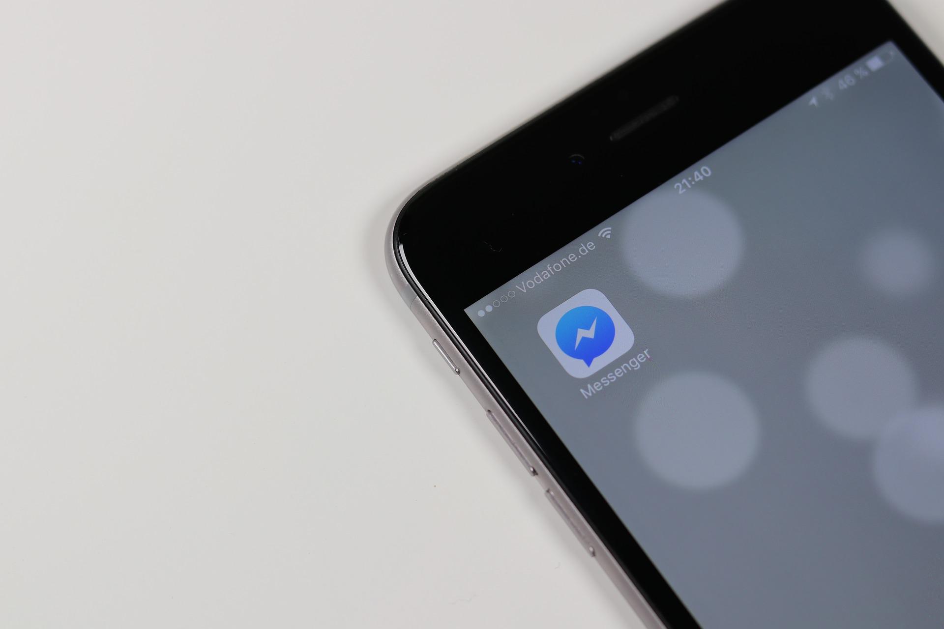 Facebook เริ่มโฆษณาภายในแอพพลิเคชัน Messenger