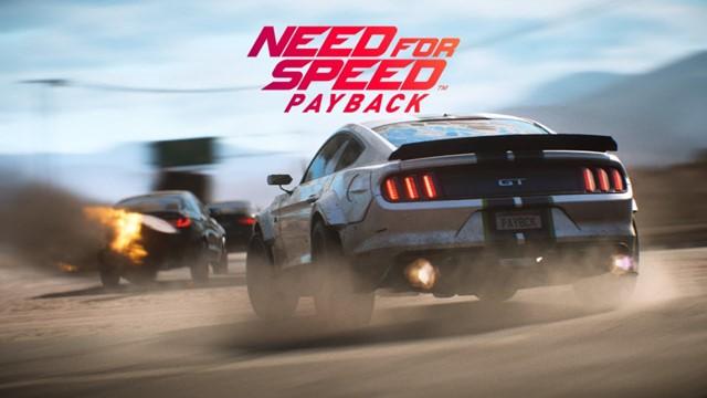 เปิดตัว Need for Speed Payback แล้ววันนี้ พร้อมกับโหมดแต่งรถใหม่ ๆ