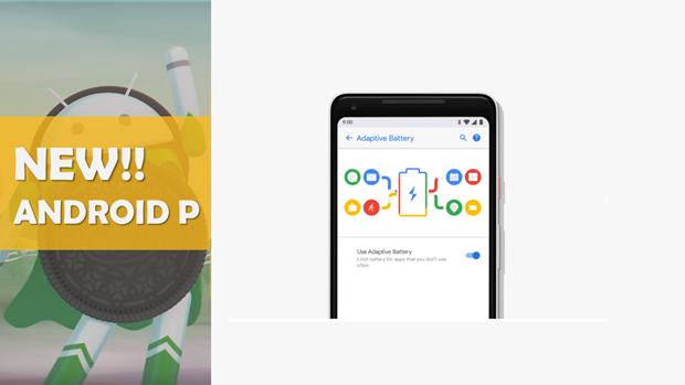 Google เปิดตัว Android P ใหม่!! เต็มไปด้วยความอัจฉริยะและเรียบง่ายกว่าที่เคย