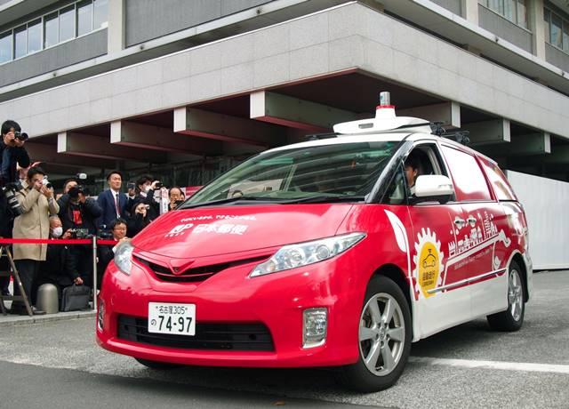 Japan Post เริ่มทดลองใช้รถยนต์ส่งของไร้คนขับ (Self-Driving) บนถนนสาธารณะในโตเกียว