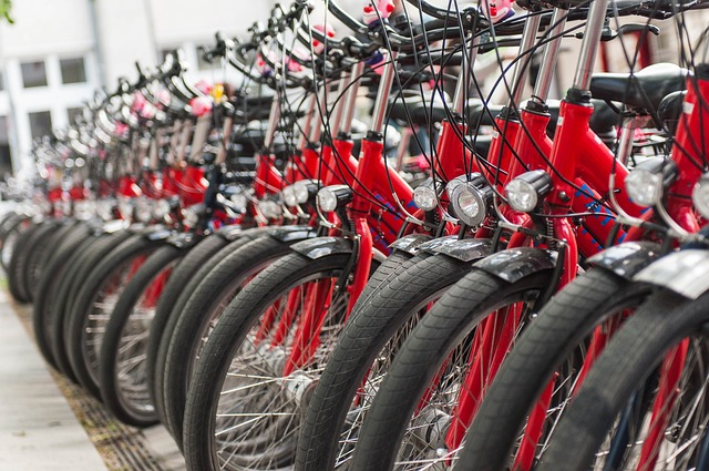 Apple ได้ทำการอัปเกรดแอปพลิเคชัน Maps เพื่อสนับสนุน Bike-Sharing ในเมืองต่าง ๆ ทั่วโลก