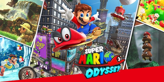 Super Mario Odyssey วางขายอย่างเป็นทางการแล้ว