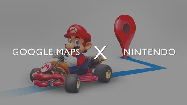 Google Maps นำ Mario มานำทางในแผนที่ฉลองให้กับวัน MAR10