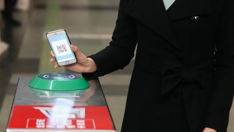 เซี่ยงไฮ้ กำลังเริ่มใช้ QR Code ในการชำระเงินค่าโดยสารรถไฟฟ้าใต้ดิน