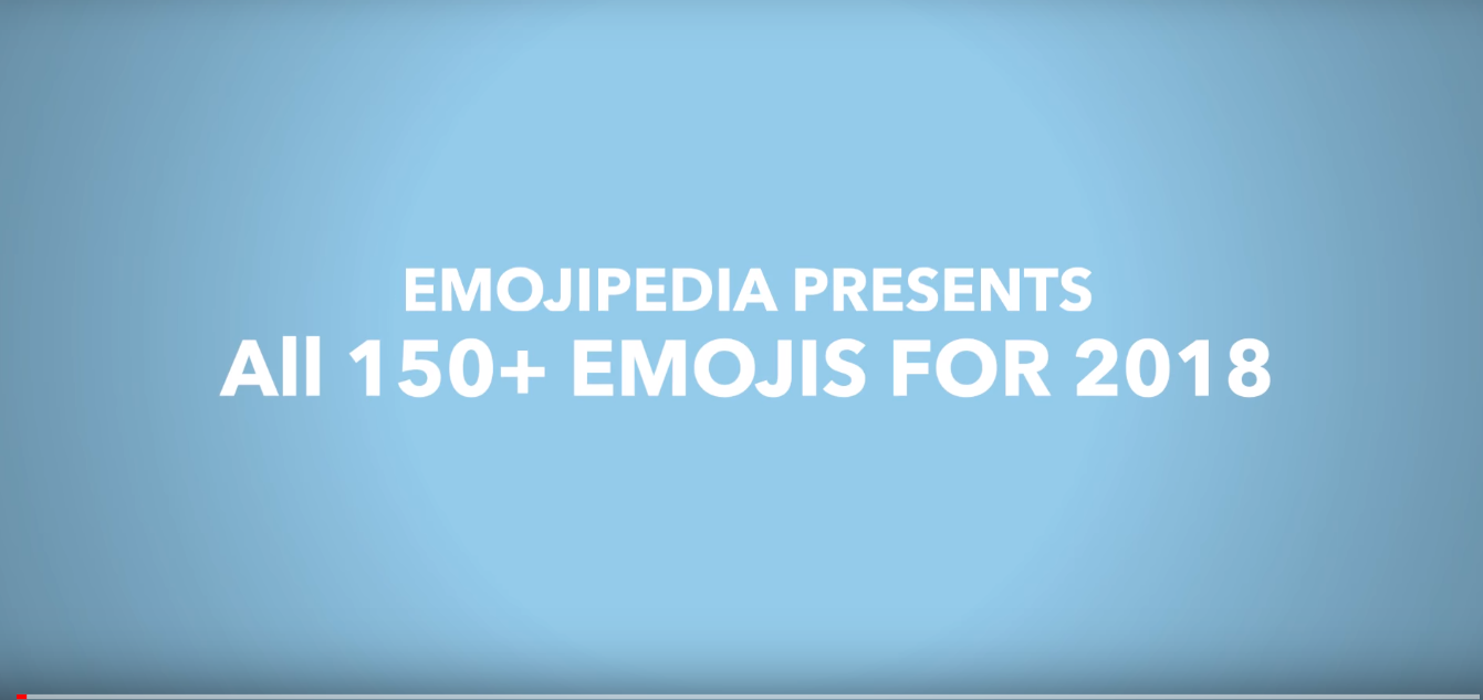 Unicode Emoji เตรียมปล่อยอัปเดตอิโมจิกว่า 100 อิโมจิภายในปีนี้