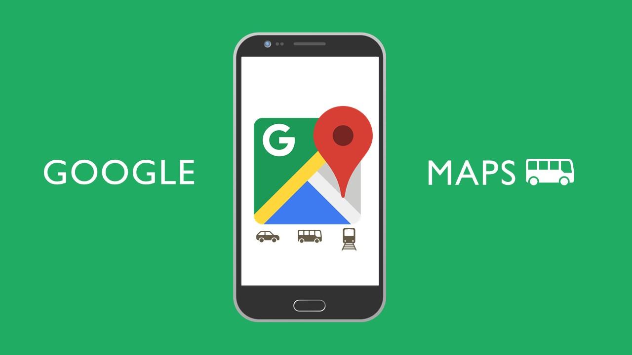 Google Maps จะแจ้งให้คุณทราบเมื่อถึงเวลาที่ต้องลงจากรถไฟหรือรถบัส