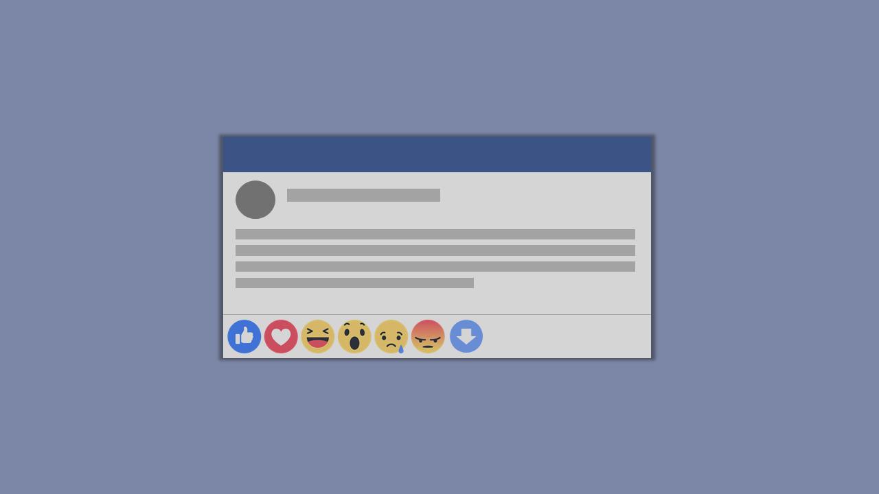 Facebook ยืนยันการทดสอบปุ่ม Downvote สำหรับซ่อนความคิดเห็นที่ไม่เหมาะสม