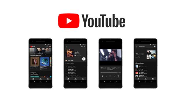 Google ประกาศ YouTube Music และ YouTube Premium